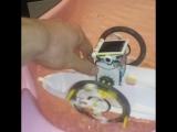 Солнечный робот #5: Знакомство с водой