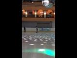 Как просто катаются на коньках
