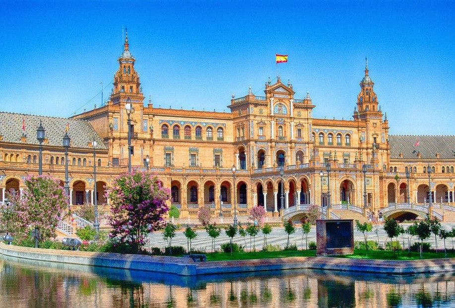Испания севилья выставка 1929 года