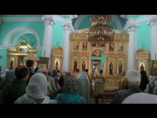 27 августа - проповедь митрополита Константина