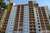 25 августа 2011 - В Тольятти разрушается дом по улице Ворошилова 55