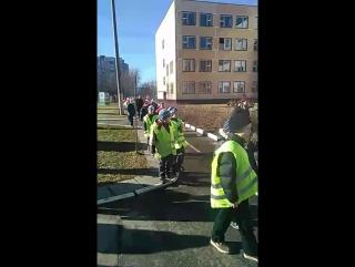 Учим правила дорожного движения с Бонстиками!