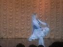 Отчётный концерт НГХК. 21.04.2017. Вероника Ситало. Таджикский танец