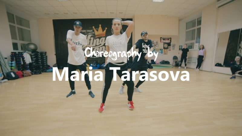 DS KingStep | Maria Tarasova | Jazz Funk | Trey Songz - Animal