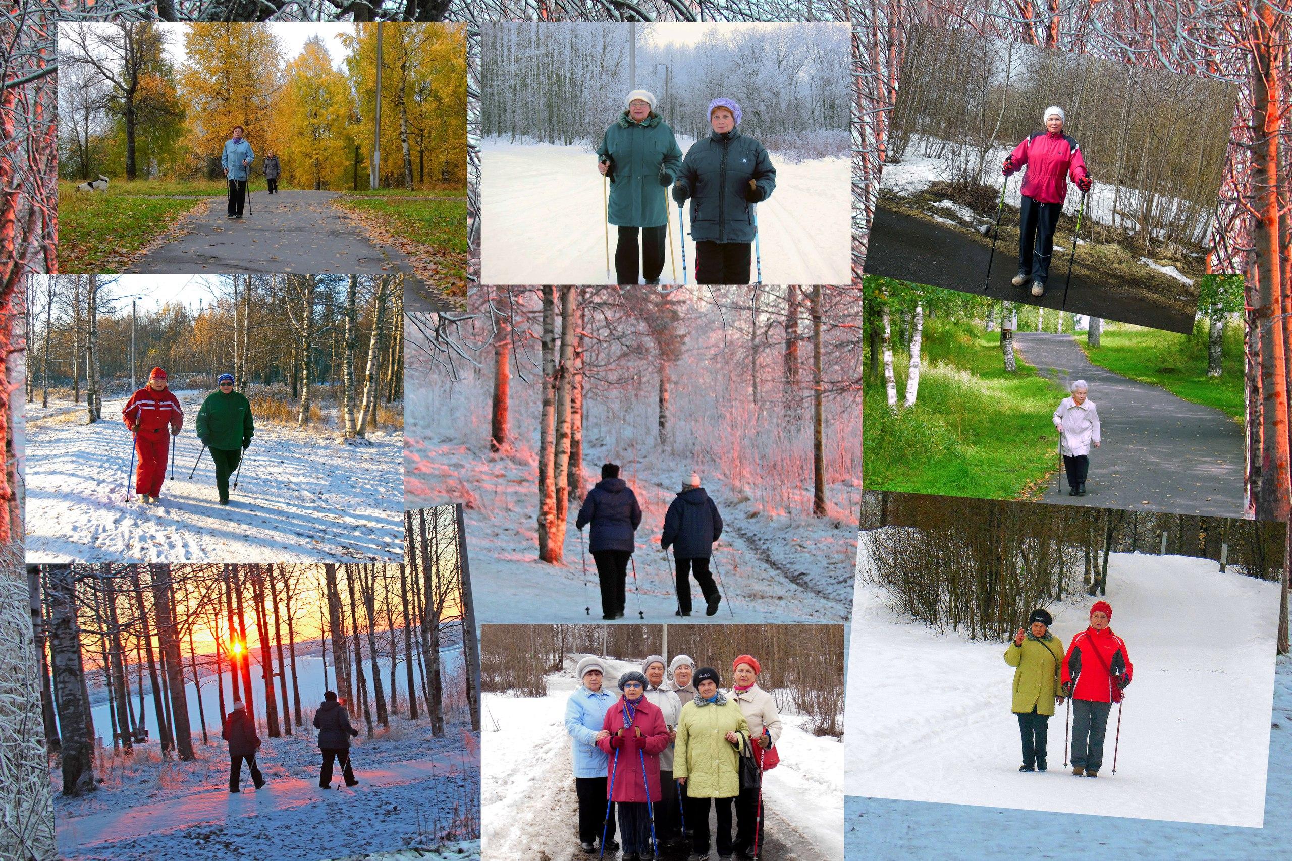 Северная (Скандинавская) ходьба - Страница 12 Q6QF7_CHqVo