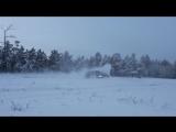 Subaru Impreza WRX STI. Добрались до снега