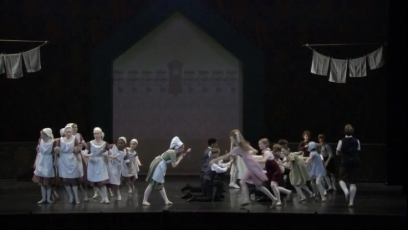 Nanny McPhee 2014- Act 1 The London Childrens Ballet