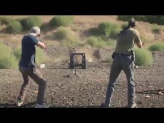 Dylan o'brien training to shot