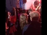 Оля и Майя на концерте Эмина