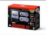 Трейлер-анонс SNES Mini (американская версия)