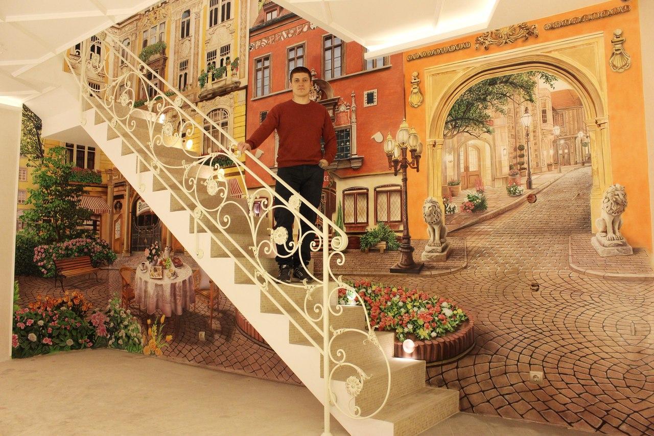 Арон Оноре, Москва - фото №12