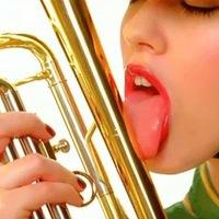 Ржавый тромбон девка
