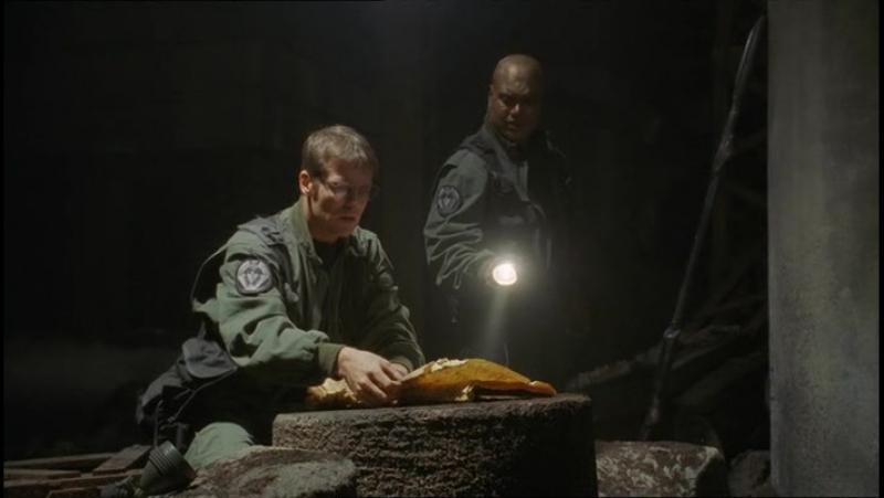 Звёздные врата: ЗВ-1 Сезон 5 Серии 10 2001 31 августа 2001 Год