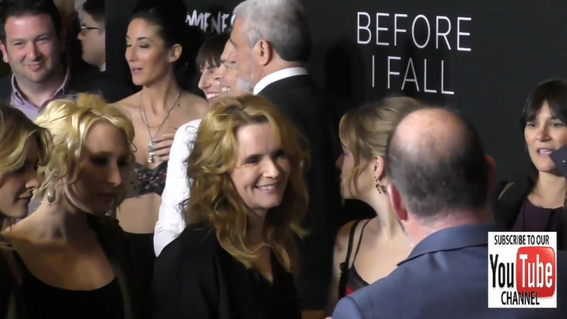 Lea Thompson and Zoey Deutch at the Before I Fall Premiere at DGA Theatre in West Hollywood