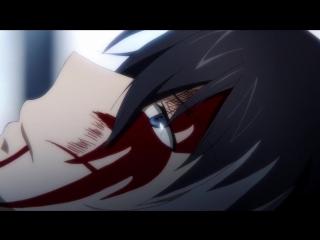 Слуга Вампир \ Сервамп \ Servamp 11 серия (Ancord, Fuurou, Jade) (AniDub)