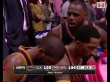 The moment Kyrie wanted to be traded.
