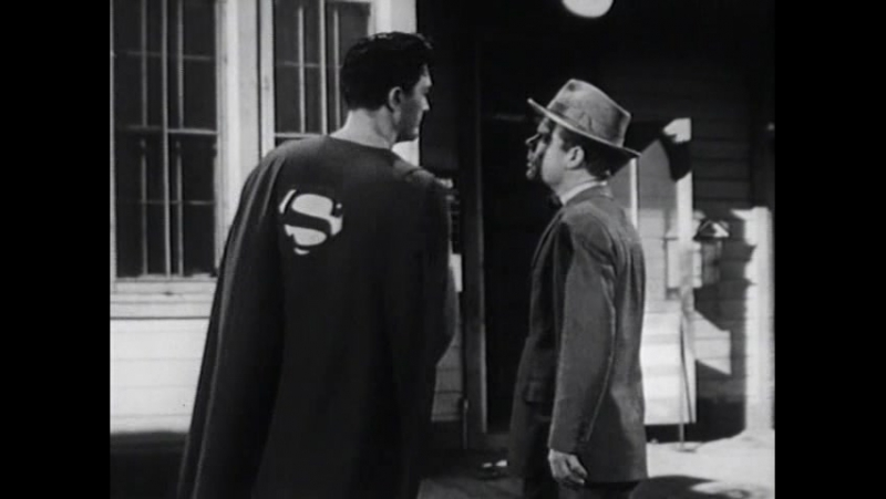 Атомный человек против Супермена. 1950. 10 серия