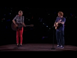 Everything Has Changed - Taylor Swift , Ed Sheeran 2013 RED Tour