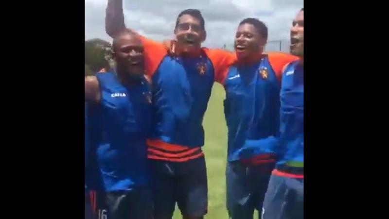 Jogadores do sport ZOAM flamengo