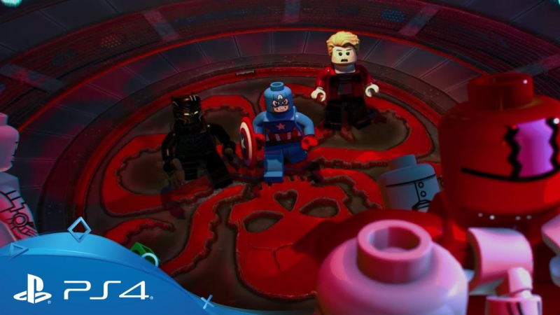 LEGO Marvel Avengers Reassembled Full Movie