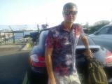 Влад Бородин на пляже Ривьера в Сочи