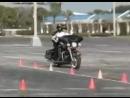 Управление мотоциклом. Курс обучения Американских полицейских