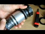 Гелиос-44-2 делаем бесконечность на Nikon , + чугунный монст