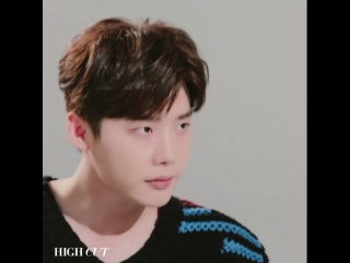 Lee Jong Suk | highcutstar IG Update of Leejongsuk