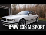 BMW Alpina E38 M Rebuild,  Swap &amp Restoration Sport Project