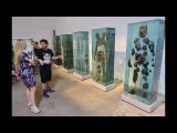 Dustin Yellin Studio Tour