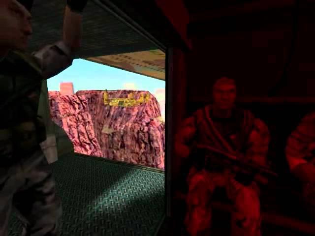 Half Life Opposing Force intro