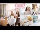 VLOG: i'm vegan again, vintage shopping, girly SLEEPOVER, more | fancy vlogs