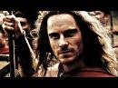 Я просто иду на прогулку - размять ноги, а эти 300 мужей - моя вооруженная охрана. 300 спартанцев.