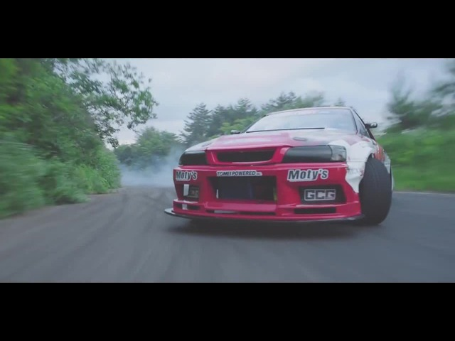 1000HP Touge Attack blow off