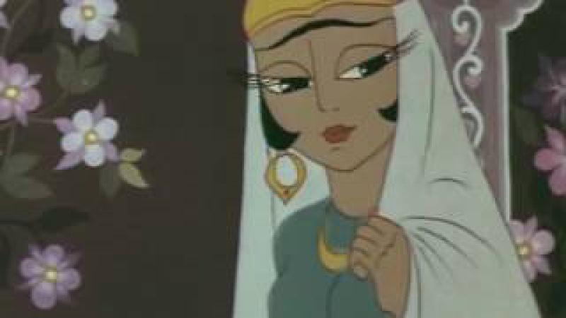 Волшебная серна (1980). Поучительный мультфильм для детей | Золотая коллекция