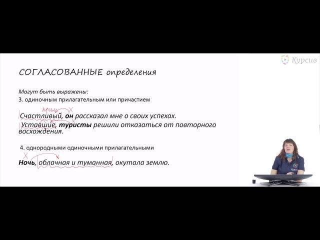 Русский язык |Подготовка к ОГЭ| Обособленные члены предложения