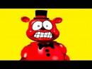 ПРИКЛЮЧЕНИЯ АНИМАТРОНИКОВ ЖЕЛЕЙНЫЙ ВАЛЕРА ФНАФ анимация Часть 15 Мультик ИГРА д ...