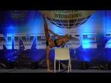 Bridget Bailey - Competitor No 157 - Aerobics - WFF Universe 2016