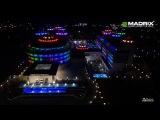 MADRIX @ Sensitive Premium Resort Hotel Facade Lighting in Antalya, Turkey
