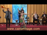 CAIRO MIRAGE-2017 GALA OPENING STAR BELLYDANCER MARTA KORZUN