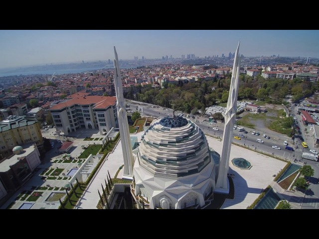 Marmara Üniversitesi İlahiyat fakültesi camii - Serkan Demir