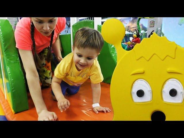 ★ VLOG 1 Год Каналу Kids Roma Show Парк Развлечений в День Рождения Amusement Park in the Birthday