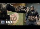 CGI VFX Showreels Captain America Civil War by RISE Visual Effects Studios