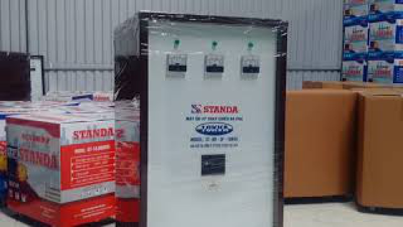 Ổn áp Standa 10KVA 3 pha hàng chuẩn chính hãng dây đồng - standavietnam.net