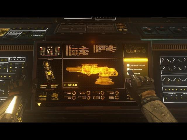 Call of Duty Infinite Warfare Прохождение 27 Операция Кровавая Буря Троянский Конь