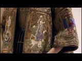 Autumn-Winter 2017-18 Haute Couture show - Maria Grazia Chiuri on the 'Tarot' coat