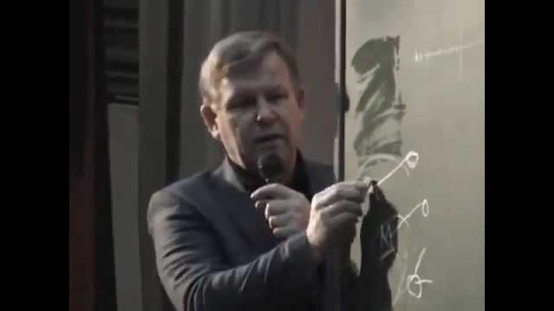 Лекция Юрия Николаевича Луценко. Мир, который мы натворили. Рязань 07.11.2009г