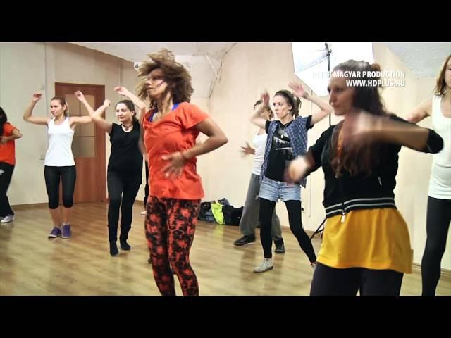 9 залов школа танцев супервидео