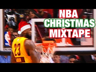 BEST Of NBA Christmas From Past 10 Years!