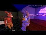 СФМ ФНАФ слинял Алан Уокер фокси у мангл Бонни у той ЧикиSFM FNAF Faded   By Alan Walker foxy y mangle bonnie y toy chica